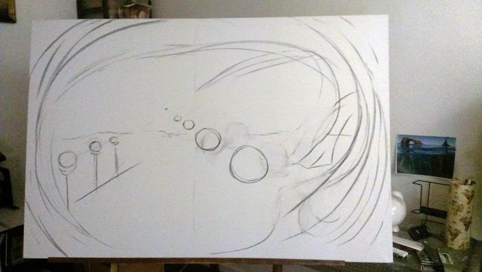Initical Sketch!